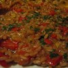 Risotto di peperoni