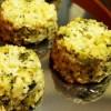 Tortino con cavolo e broccoli