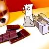 Come temperare il cioccolato in casa (al latte e fondente, senza ripiano di marmo)