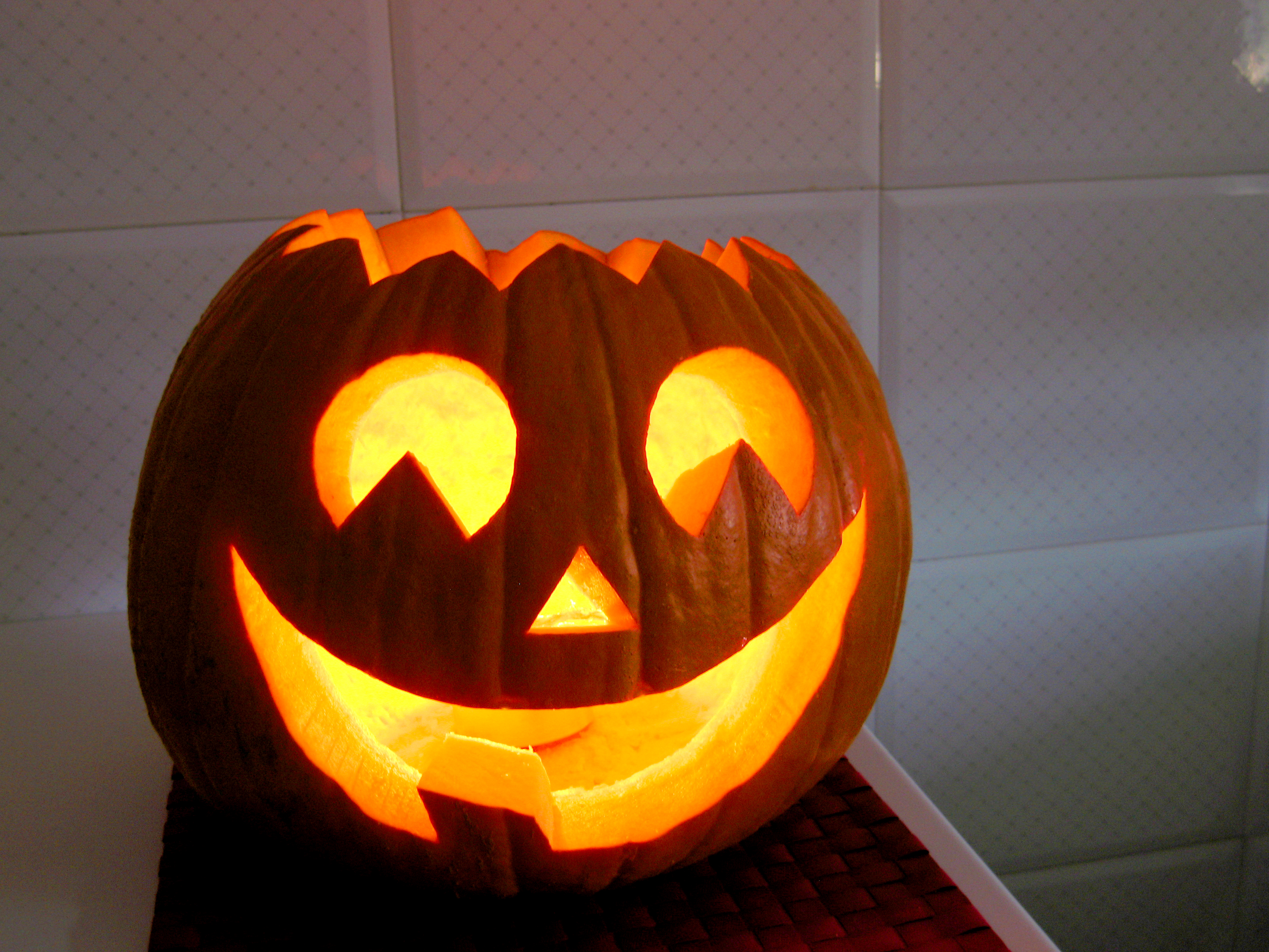 Zucca di halloween just breathe and jump for Zucca di halloween disegno